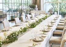 家族挙式・家族婚のチャペル挙式+20名会食プラン