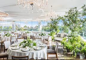 家族挙式・家族婚のチャペル挙式+60名・80名披露宴プラン