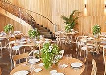 家族挙式・家族婚のチャペル挙式+40名以上披露宴プラン