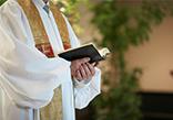 牧師または司祭者
