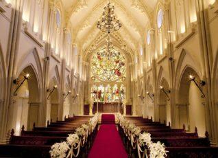 セントアクアチャペルみなとみらい大聖堂